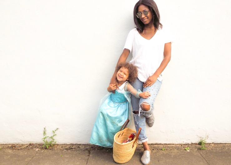 Lindsey London Mumma and daughter