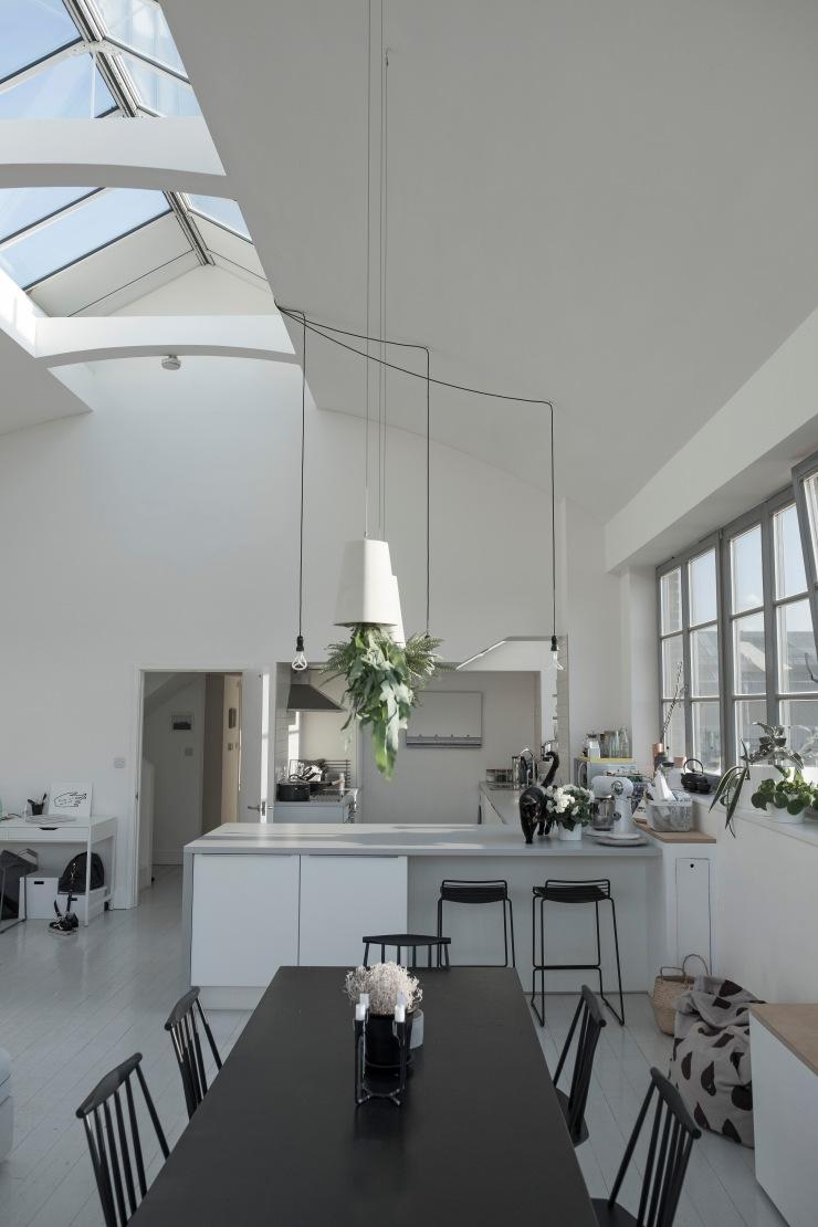 Fiona's interior